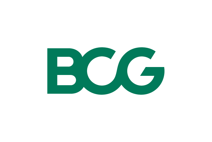 BCG logo With Green Letters