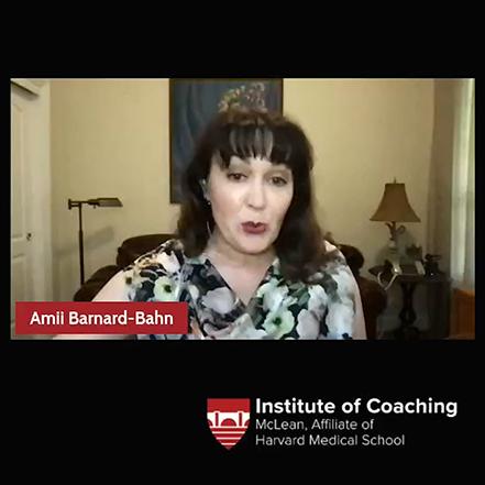 Video Still of Amii Barnard-Bahn