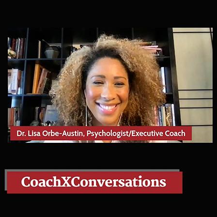 Video Still of Lisa Orbe-Austin