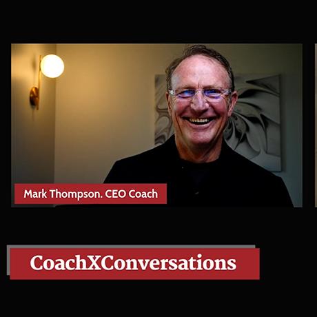 Video Still of Mark Thompson