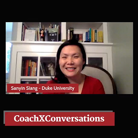 Video Still of Sanyin Siang