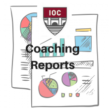 IOC Coaching Report logo