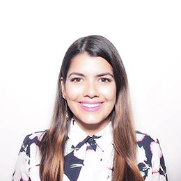 Photo of Estefania Palomino