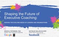 Shaping the future of executive coaching