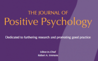 Journal of Positive Psychology