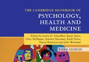Cambridge Handbook of Psychology, Health and Medicine