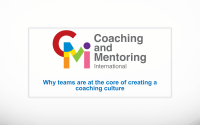 Why Teams are at the Core of Creating a Coaching Culture