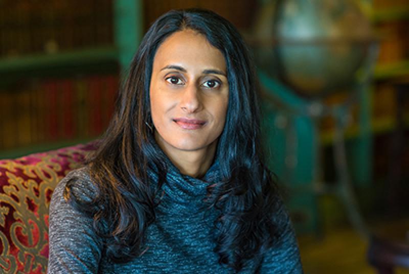 Photo of Bina Venkataraman
